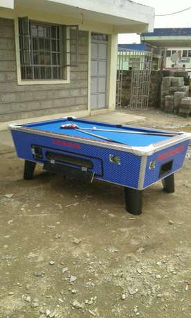 Small jointers marble /slate top pool table Pangani - image 3
