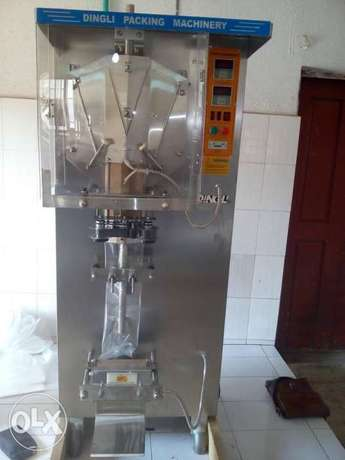 Dingli automatic pure water packaging machine Lagos - image 1