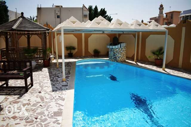 No Commission! 4 Bedroom compound villa for Family in Old Airport المطار القديم -  8