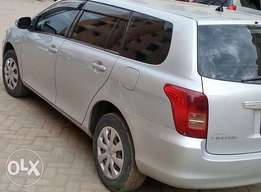 Fielder Toyota 2008 used accident free very clean