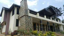 Selling a New 4 bedroom house in Runda