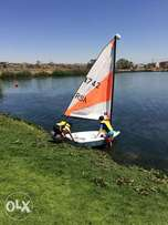 Sailing dingy TERA RS