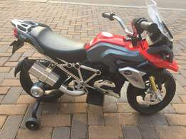 BMW R1200GS Kids Motorcycle 6V