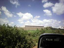 5 ACRES Of INDUSTRIAL LAND located Next to CAPWEL industries THIKA