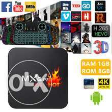 TV ANDROID box (smart World) Free fast home deliveries Mombasa Island - image 5