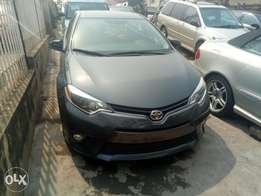 2015 Toyota corolla tokunbo clean title