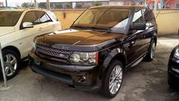 Range Rover for sale 2012 model