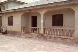 Clean 2 to share Ordinary room and parlor to let in Agbede Ikorodu