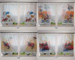 Firanki Dla Dziecka Wyposażenie Wnętrz Olxpl