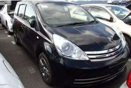 Nissan note Black 2010