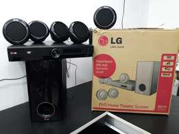 Brand New LG DVD Home Theater System DH3140S