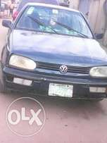 clean volkswagen golf3 in agege lagos