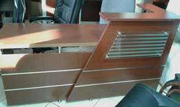 Reception table