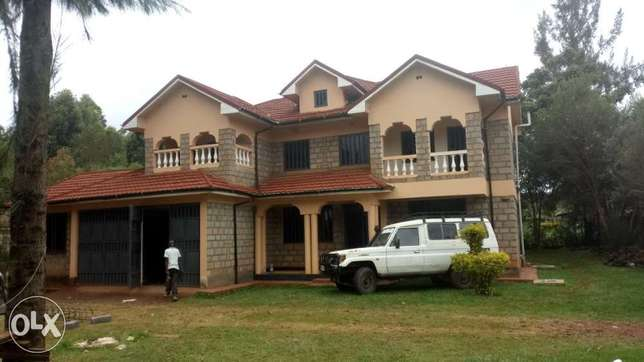 5 Bedroom mansionate own compound to let in Elgon view at ksh 60000 Elgonview - image 1