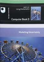 Computer Book D : Modelling Uncertainty