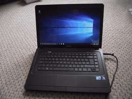 Perfect Uk Used HP CQ57 4GB Ram15.6in, 500GB, Intel Core i3 1st Gen.,