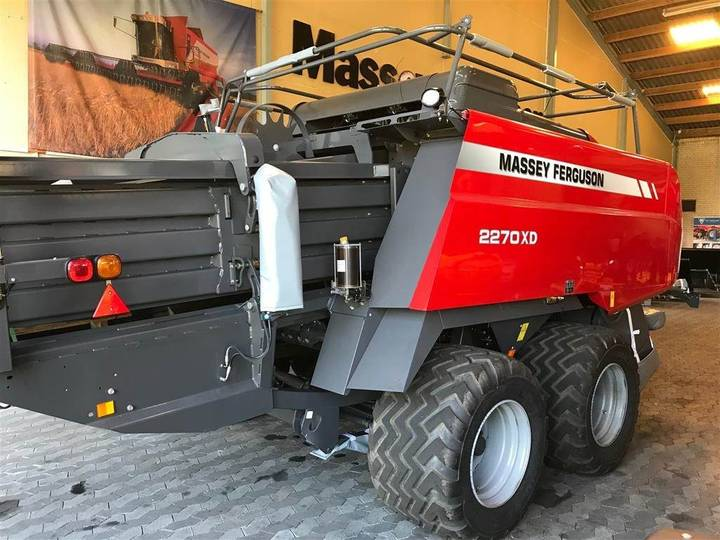 Massey Ferguson 2270xdtp - 2019