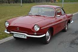 1959 Renault Caravelle