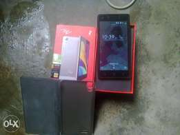 Itel 1507+Pouch+Glass Protector+Free 16gb memory card 4 sale
