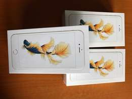 Apple iPhone 6S PLUS 128GB Gold Brand new Sealed