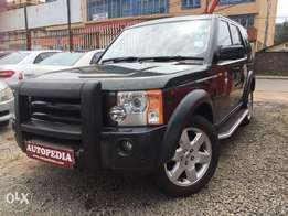 LAND ROVER DISCOVERY III, Dark Green , YEAR 2007, (KBY) 2800cc Diesel