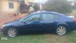 for sale Nissan maxima 2005 3.5sl blue