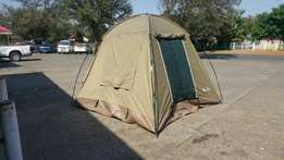 campmaster canvas tent