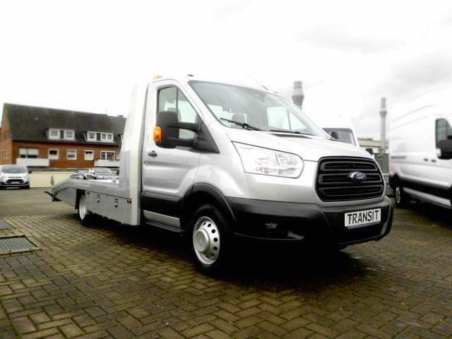 Ford Transit 470L4 Abschleppwagen*Klimaanlage*Navi - 2014