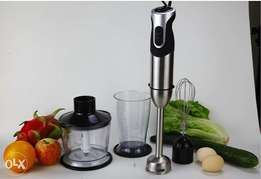 Electric 3 in 1 hand blender