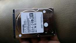 1Tb hard drive - 2.5inch for laptop