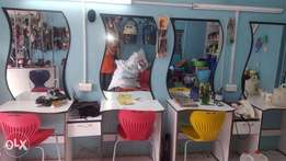 For Sale Well Established Salon in Syokimau