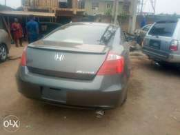 2011 Honda coupe clean title tokunbo