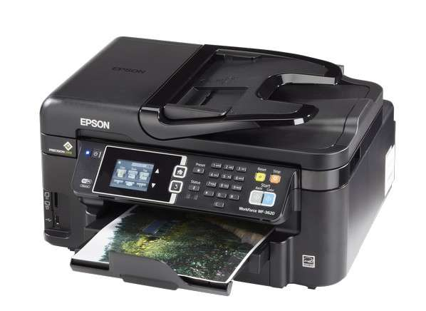 Brand New Epson WorkForce WF-3620 All-in-One Color Printer with WiFi Nairobi CBD - image 2