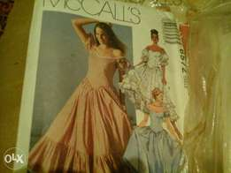 Dressmaking patterns at a bargain price for the keen hobbyist