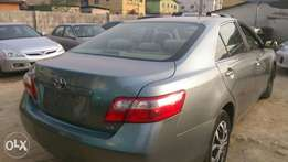 Toyota Camry 2008 Foreign used
