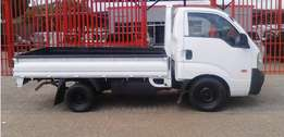 Bakkie for Hire 1.3 tons