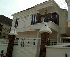 Awesomely Designed 4 Bedroom Fully Duplex, Osapa London, Lekki