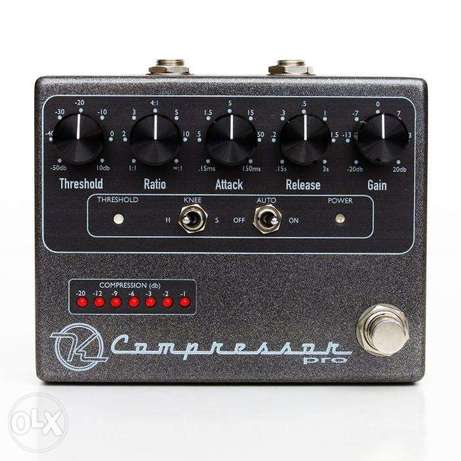 Keeley EQ Effects Pedal KCPro