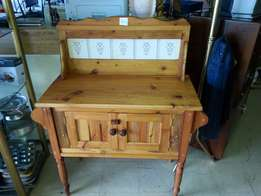 wooden washing table for sale