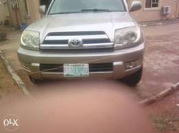 Nigerian Used Toyota 4Runner '05 For Sale