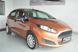 Ford Fiesta 1.4 Ambiente 5-Door as good as new low mileage FSH
