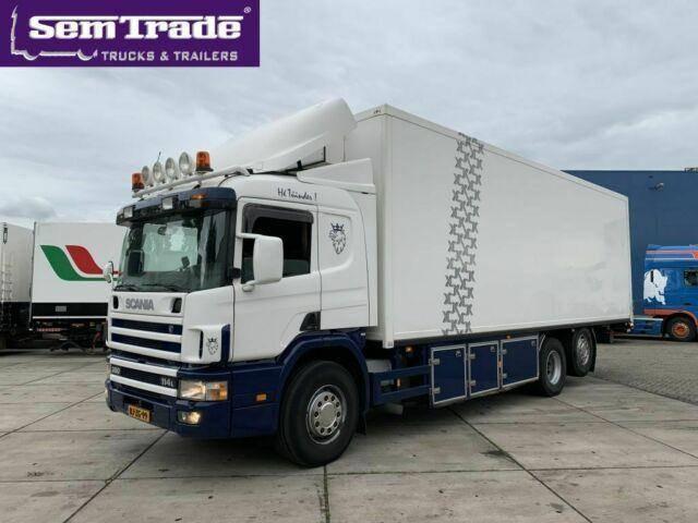 Scania R114 6X2*4 380 RETARDER SLAAPCABINE KOEL VRIES 2 - 2001