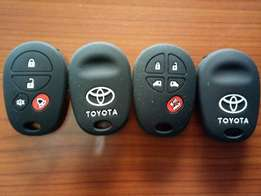 All Car key rubber cover