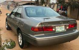 A super clean 2002 Toyota Camry Envelope for sales
