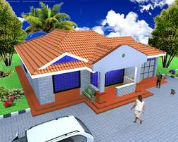 2,3,4 bedroom bungalow designs