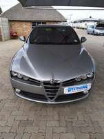 2012 Alfa Romeo 159 3.2 V6 Distinctive (62250km)