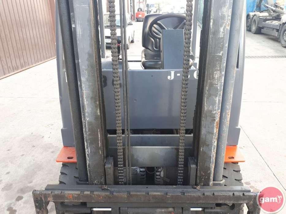 Tecna 2500 KG forklift - 2008 - image 6
