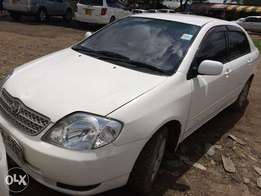 TOYOTA NZE: Immaculate condition