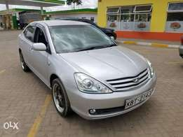 Toyota Allion,extremely clean,fully loaded. Buy and Drive