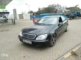 Mercedes S class quick sell